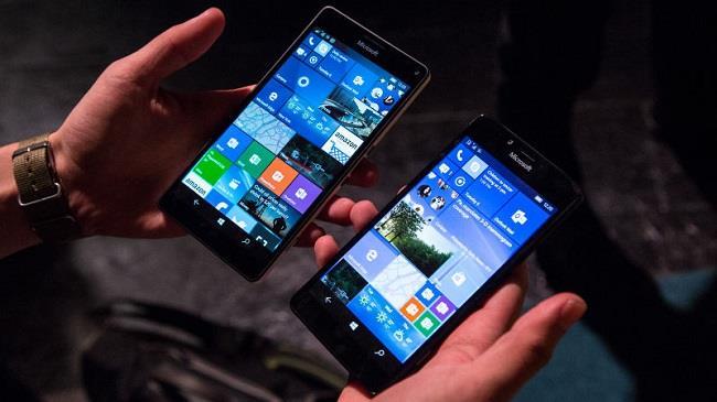 Microsoft Lumia 950 ve Lumia 950 XL