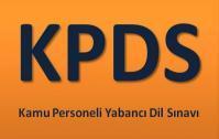 ÖSYM den yapilan açiklamaya göre KPDS sinavi kaldirildi. Yeni sinavin adi YDS