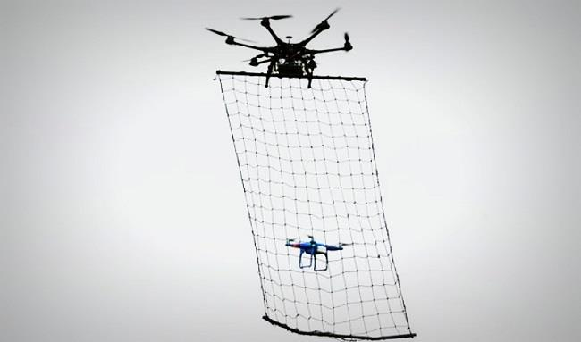 Polis Drone is basinda