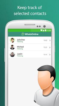 whatsonline,whatsapp çevrimiçi bildirim